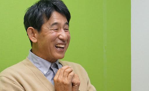 とても若々しい宇田さん
