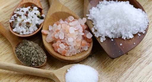 塩を自分で入れるのも良いとか