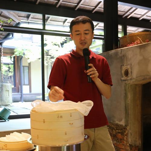 「菱六」助野彰彦さんの麹づくり講座