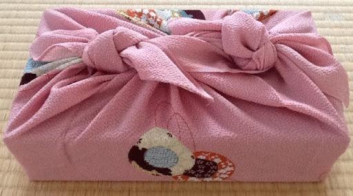 風呂敷の包み方と風呂敷バッグの結び方