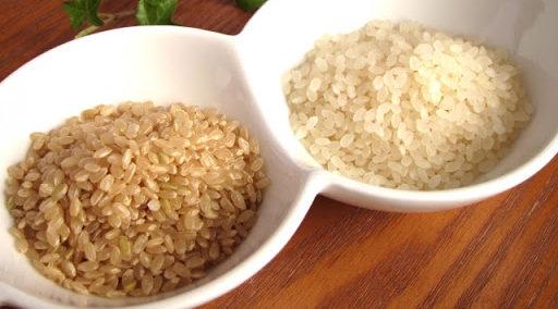 玄米・発芽玄米・白米のカロリーと糖質