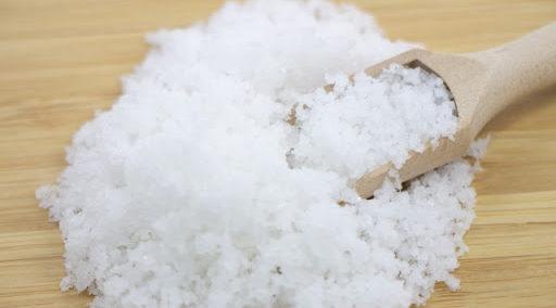食塩 結晶