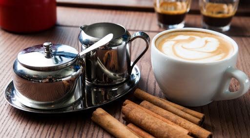 シナモンコーヒーの作り方
