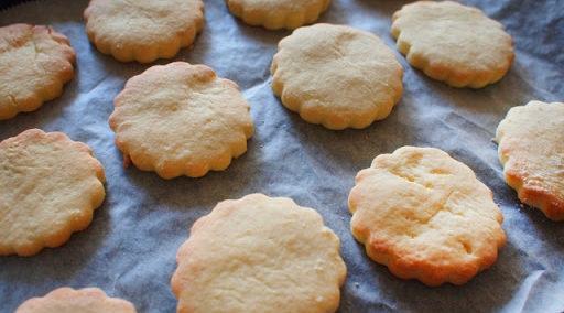 ココナッツオイルクッキー
