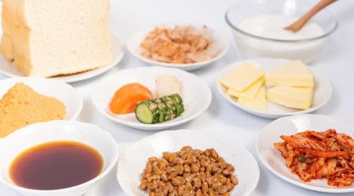 乳酸菌を多く含む食品一覧