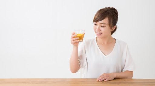 コンブチャの副作用~授乳中でも飲める?