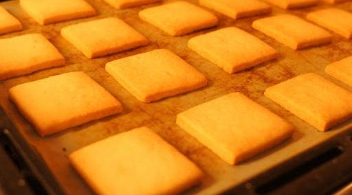 コリアンダークッキー