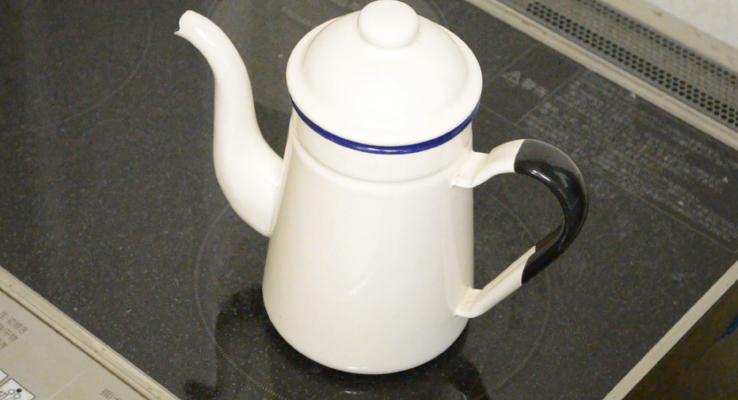 How To Brew Dark Roast Brown Rice Tea Step 3