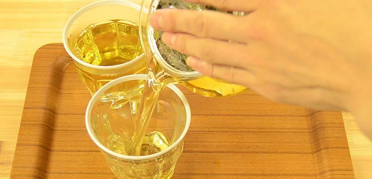 Brew in kyusu